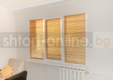 Галерия - Дървени хоризонтални щори